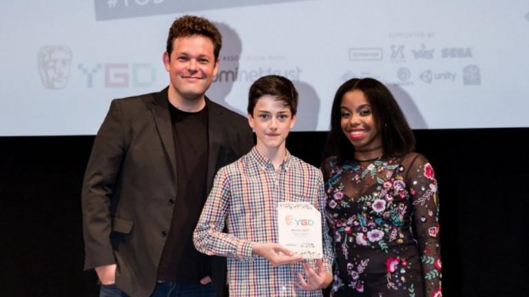 Spruce Campbell : du prix BAFTA à l'Apple Arcade, portrait d'un petit génie