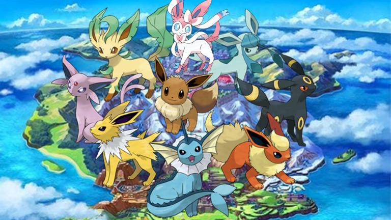 Pokémon Epée / Bouclier : comment obtenir toutes les évolutions d'Evoli ? Notre guide