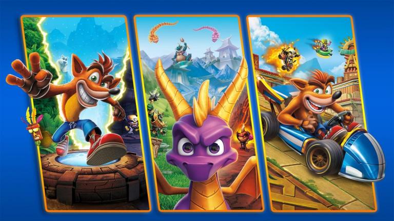 Le pack Crash + Spyro Triple Play Bundle est disponible sur Xbox One