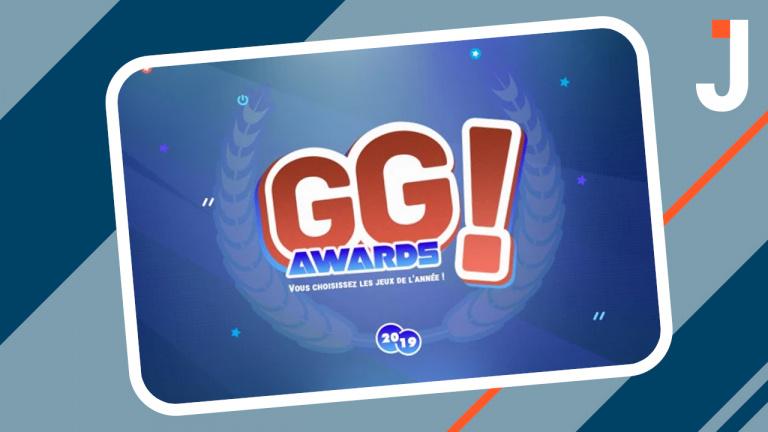 GG! Awards : On parle du skin, de l'annonce et du jeu nomade de l'année