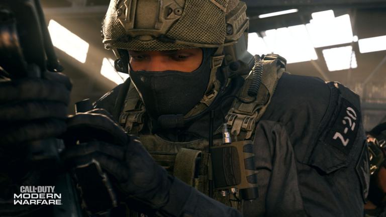Voir le ratio K/D dans Call of Duty: Modern Warfare ? C'est 17€ !