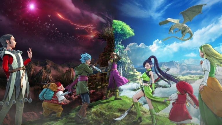 Dragon Quest XI : 5,5 millions de copies écoulées pour le JRPG de Square Enix