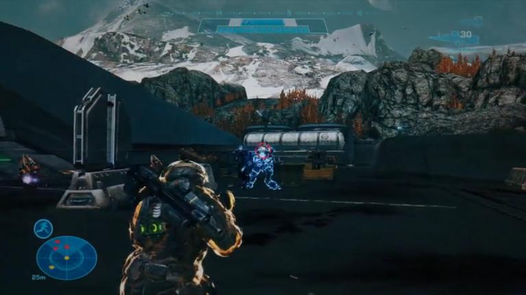 Halo Reach, mod 3ème personne : comment jouer en vue TPS, notre guide