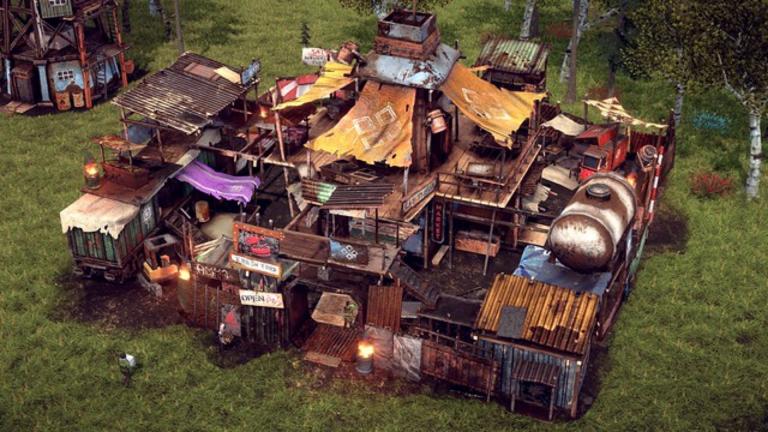 Endzone : A World Apart - Un city-builder prochainement en early-access