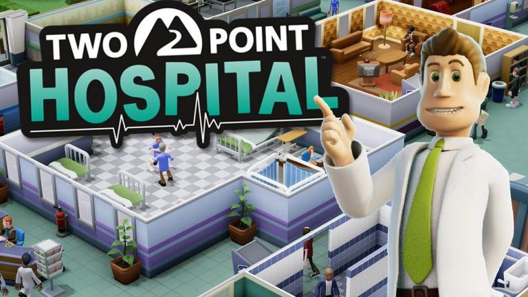 Two Point Hospital offre des cadeaux pour Noël