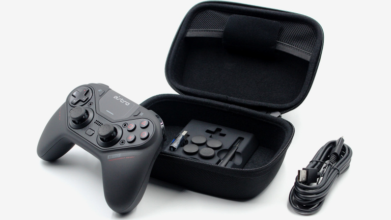 Astro Gaming C40 TR : La manette PS4 à 200€
