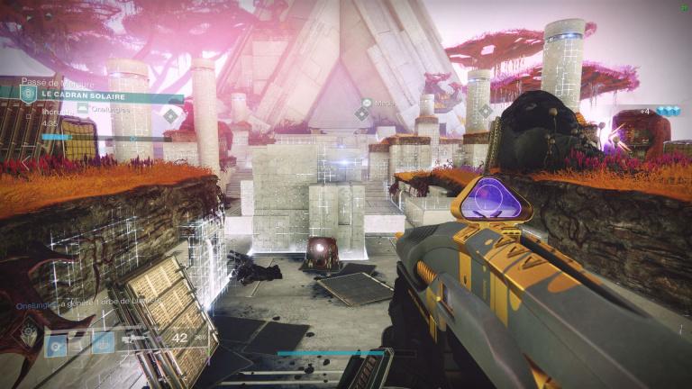 Destiny 2 : comment fonctionne le Cadran Solaire