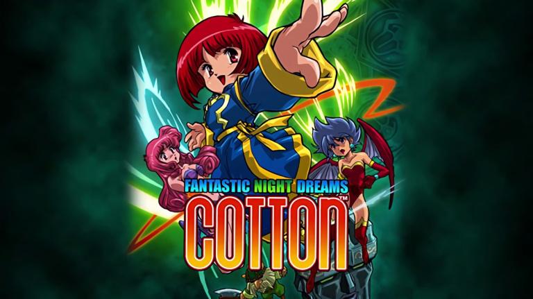Cotton : le shoot'em up va revenir avec un nouvel opus en 2021