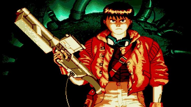 Akira : un prototype du jeu Mega Drive annulé a été découvert