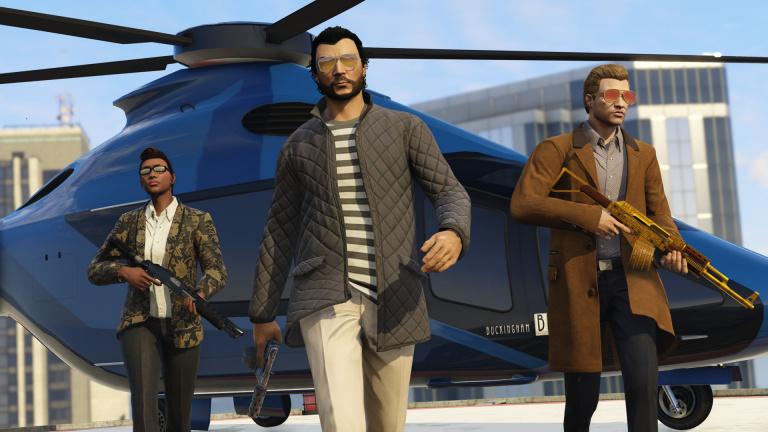 GTA Online annonce le retour de la Dewbauchee JB 700 et d'autres bonus