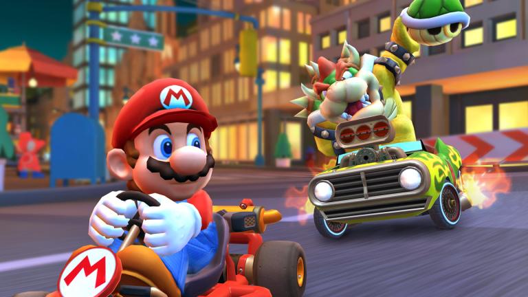 Mario Kart Tour : Un événement spécial pour le nouvel an