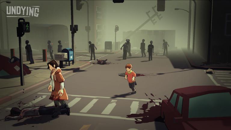 Undying : le jeu de survie s'annonce sur Nintendo Switch