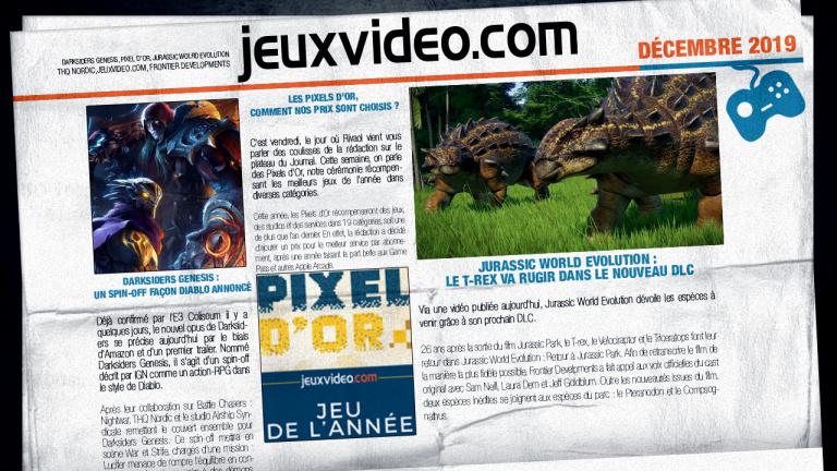 Les infos qu'il ne fallait pas manquer le 30 décembre : The Witcher 3, Red Dead Redemption, Minecraft Dungeons...