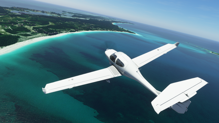 Microsoft Flight Simulator : un extrait de gameplay saisissant de réalisme