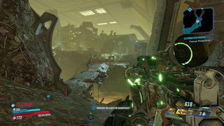 Borderlands 3 : Le Casse du Beau Jackpot - Un DLC solide mais sans risques