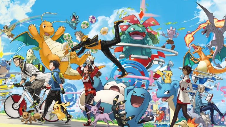 Pokémon GO inaugure le Marathon Eclosion et vous permet d'obtenir une Pierre d'Unys