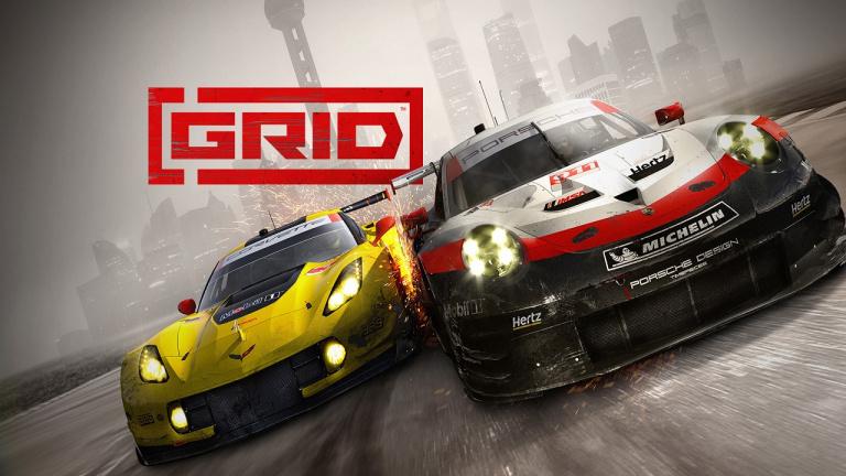 GRID (2019) jouable gratuitement sur Steam durant ce week-end