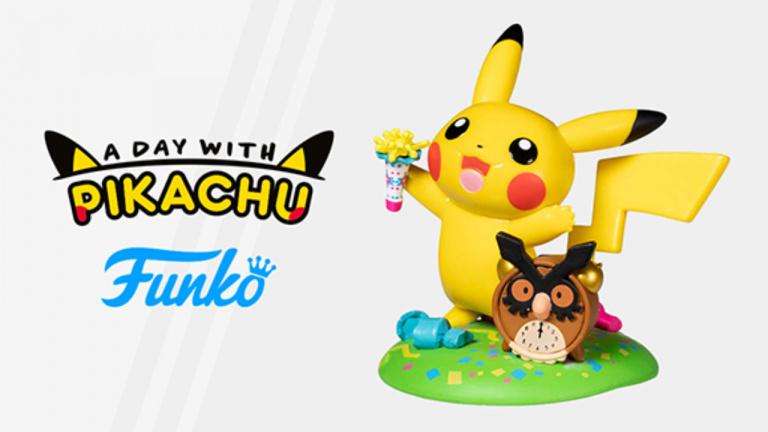 A Day With Pikachu : Funko et Nintendo continuent leur série de figurines