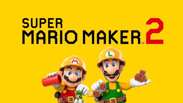 Super Mario Maker 2 : les joueurs peuvent désormais partager jusqu'à 100 niveaux en ligne