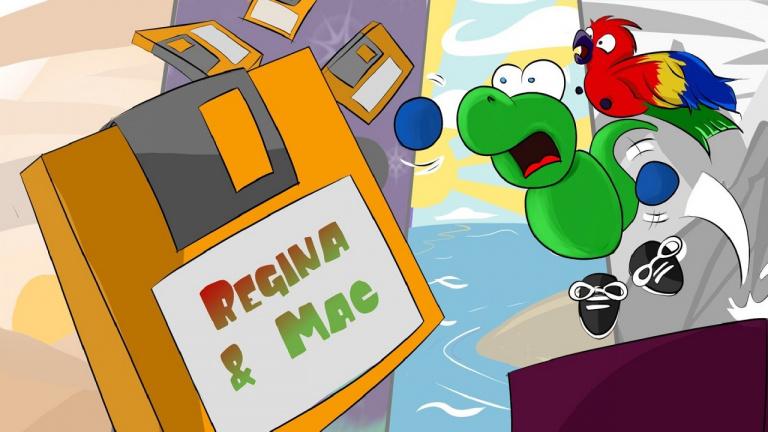 Regina & Mac se trouve une date de sortie... sur Wii U
