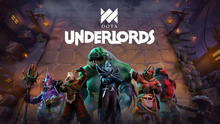 Dota Underlords a perdu 80% de son public PC en six mois d'après SteamCharts