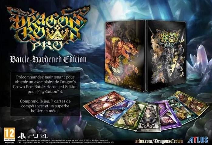 Dragon's Crown Pro: Battle-Hardened Edition PS4 au prix promo de 24,99€