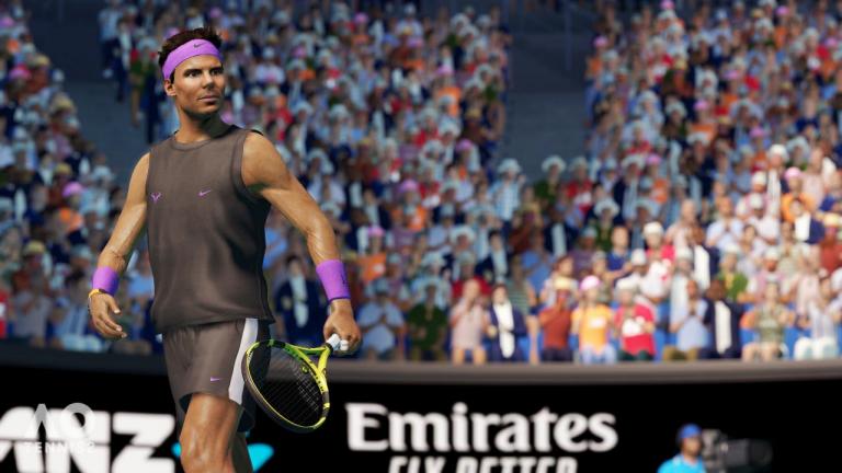 AO Tennis 2 : la liste des 33 trophées est disponible
