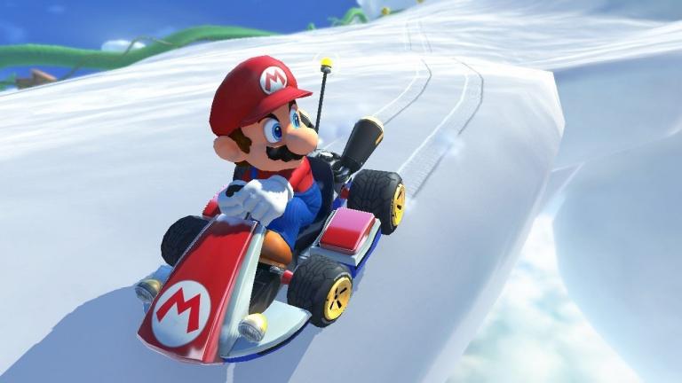 Mario Kart 8 Deluxe - Le tournoi américain ouvre bientôt ses portes