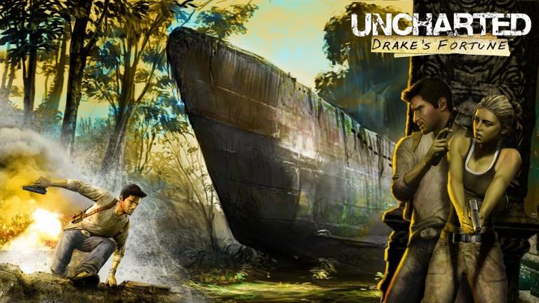 Uncharted Drake's Fortune gratuit avec le PS Plus : notre solution complète