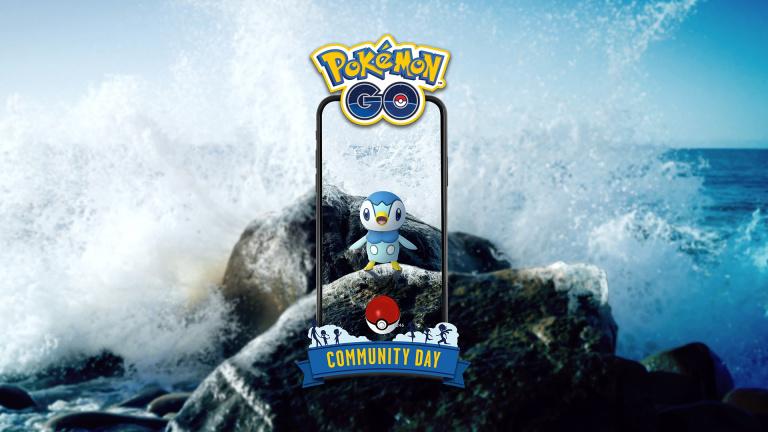 Pokémon GO : Tiplouf à l'honneur pour la Journée Communauté de janvier
