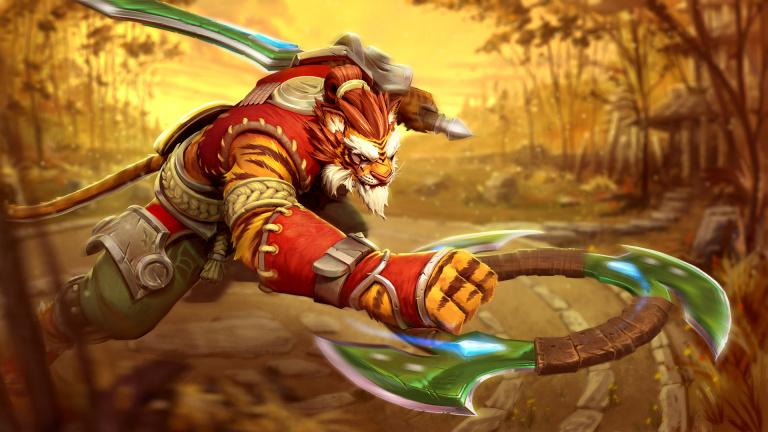 Paladins : Champions du Royaume accueille Tiberius, le Maître d'armes