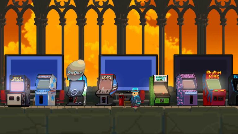 Horace sera offert la semaine prochaine sur l'Epic Games Store