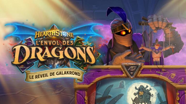 Hearthstone accueille prochainement une nouvelle aventure, Le Réveil de Galakrond
