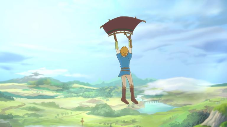 Zelda : Breath of the Wild transformé en court-métrage d'animation par des fans