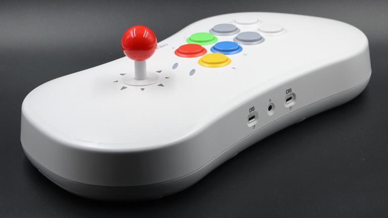 Test NEOGEO Arcade Stick Pro : Beaucoup de fonctions mais pas assez de jeux