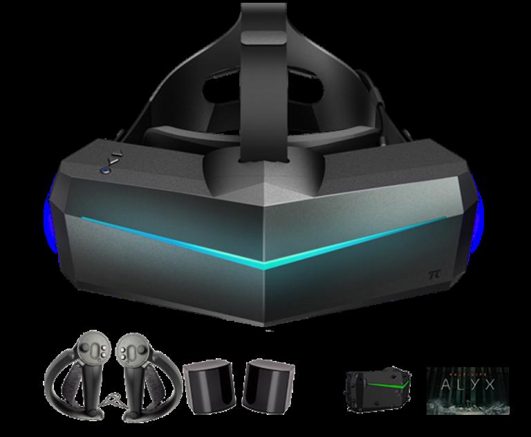 """CES 2020 : découverte du casque de réalité virtuelle """"8K"""" de Pimax"""