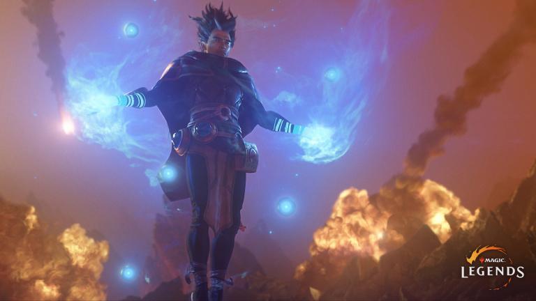 [MàJ] Magic Legends - du gameplay pour le Géomancien et le Mage de l'esprit