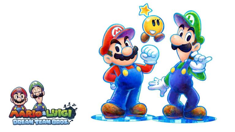 "Nintendo protège sa marque ""Mario & Luigi"""