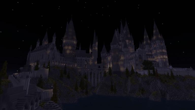 Minecraft : Un impressionnant mod Harry Potter en préparation