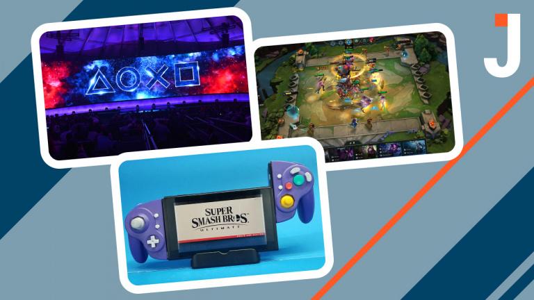 Le Journal : Sony pas à l'E3, TFT Mobile, Gamecube Joy-Cons ... les news du jour