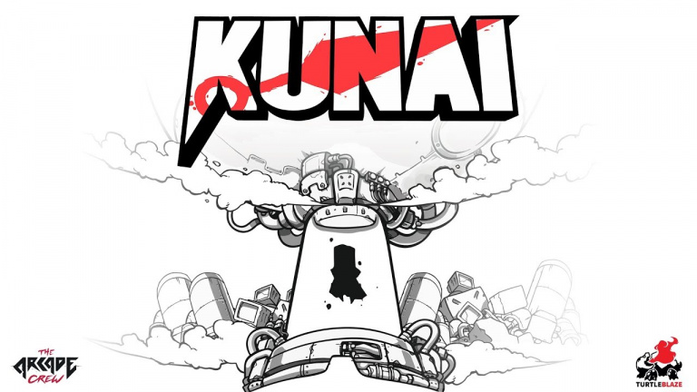 Kunai : Le jeu de The Arcade Crew sortira en février sur PC et Switch