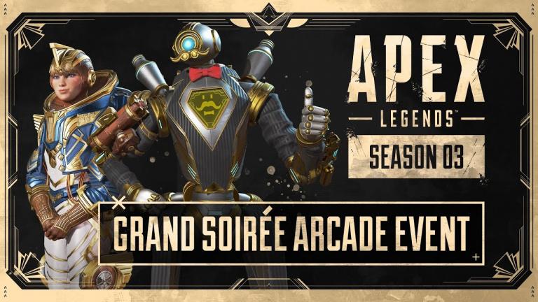 Apex Legends, saison 3, événement Grande soirée : tout ce qu'il faut savoir, notre guide