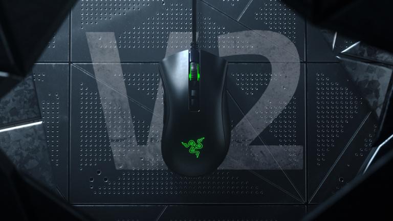 Souris Gaming : les DeathAdder V2 et Basilisk V2 se dévoilent chez Razer