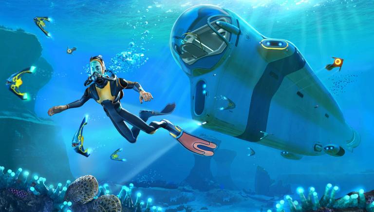 Subnautica : plus de cinq millions de ventes pour le jeu de survie sous-marine