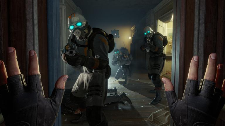 Half-Life : Alyx - De nouvelles images ont fuité