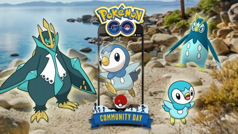 Pokémon GO, Community Day Tiplouf et Pingoléon : notre guide du premier gros événement de 2020 !