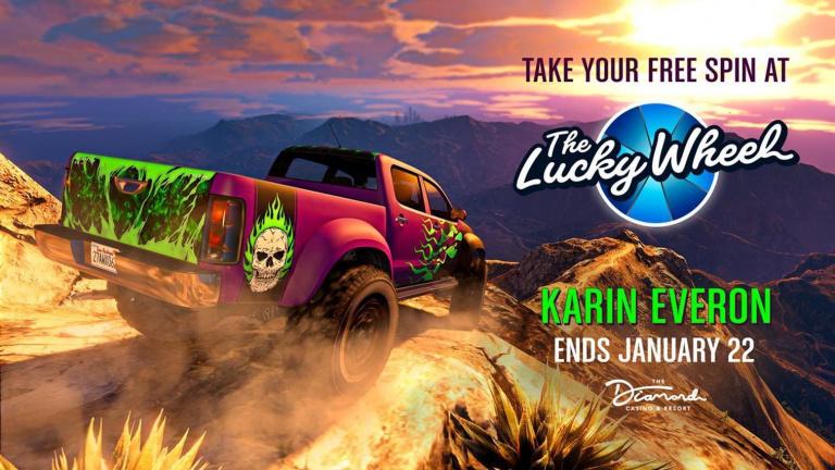 GTA Online : La Karin Sultan classique, récompenses, réductions, les nouveautés de la semaine