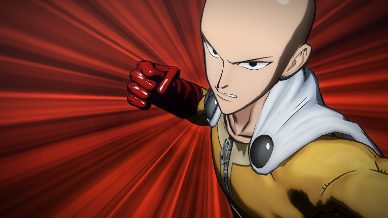 One Punch Man : A Hero Nobody Knows accueillera Child Emperor, Sweet Mask, and Spring Mustachio