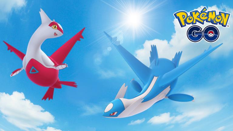 Pokémon GO : Latias et Latios s'invitent dans les Raids du week-end