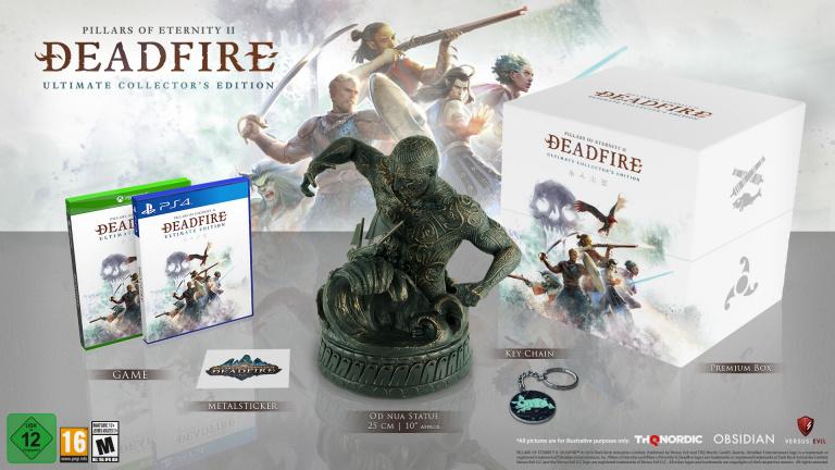 Pillars of Eternity II : Deadfire s'offre une Ultimate Edition
